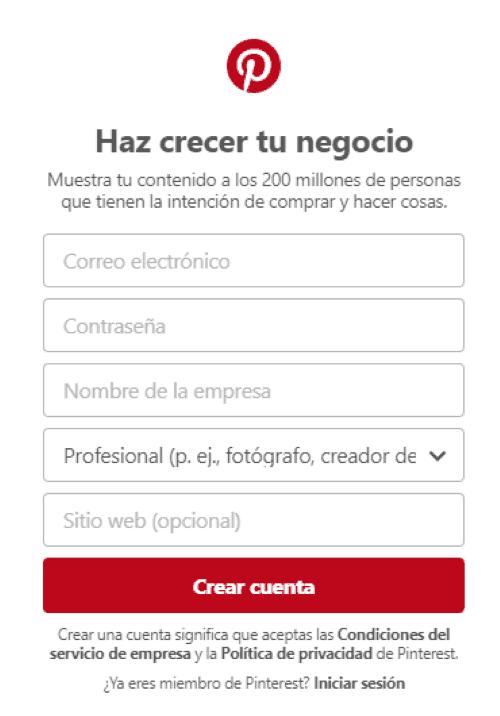 Gmail formulario