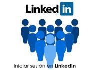 Iniciar sesión en LinkedIn