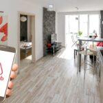 Casa encontrada con Airbnb