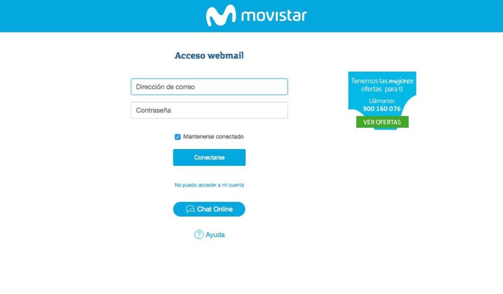 Correo Movistar