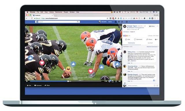 ver deportes y fútbol en vivo