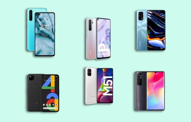 Top 10 móviles con mejor relación calidad precio del mercado