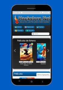 Hackstore para Android